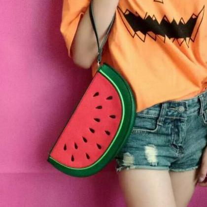 Cute Watermelon Clutch