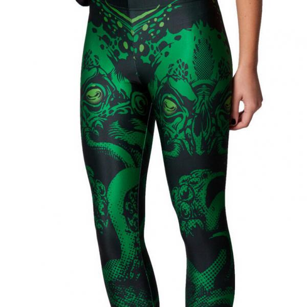 Printed Leggings Pants Sexy Slim Long Pencil Trousers/Fashion Tights/Yoga pants Lgs3053